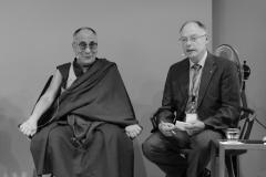 Dalai Lama 13.07.2015 im Museum Angewandte Kunst